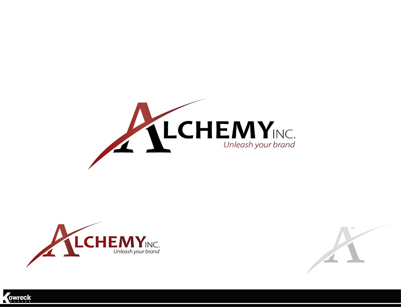 Logo Design by kowreck - Entry No. 29 in the Logo Design Contest Logo Design for Alchemy Inc (Creative/Edgy/Sophisticated).