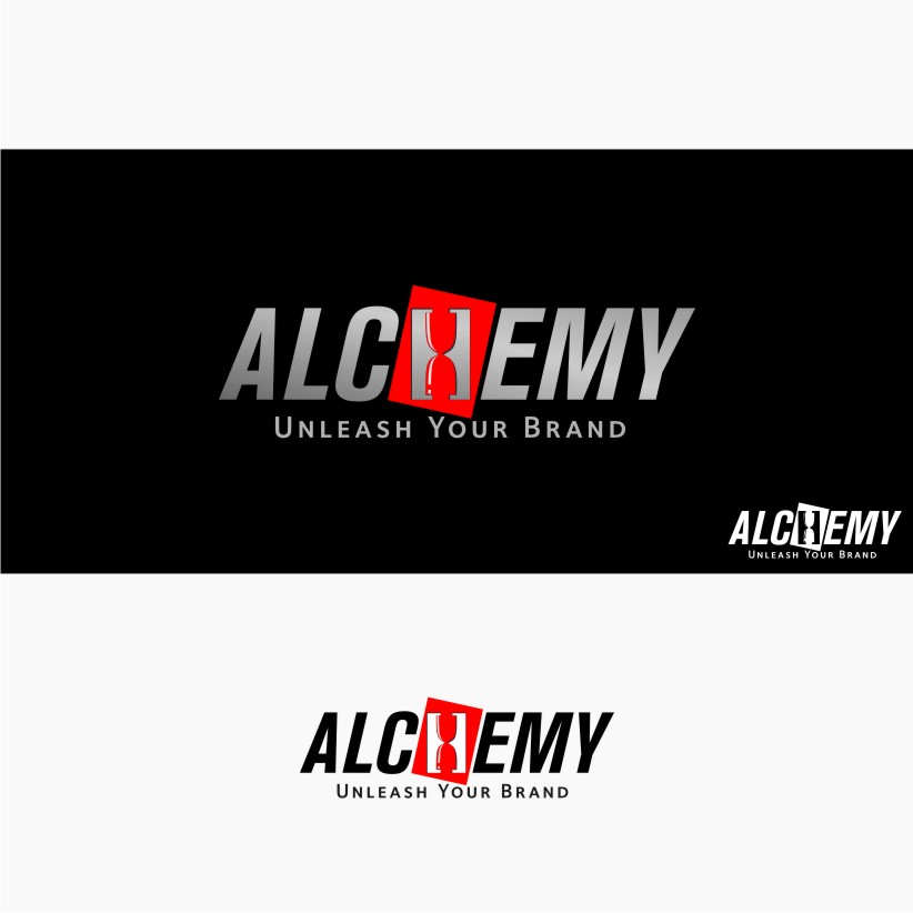 Logo Design by graphicleaf - Entry No. 33 in the Logo Design Contest Logo Design for Alchemy Inc (Creative/Edgy/Sophisticated).