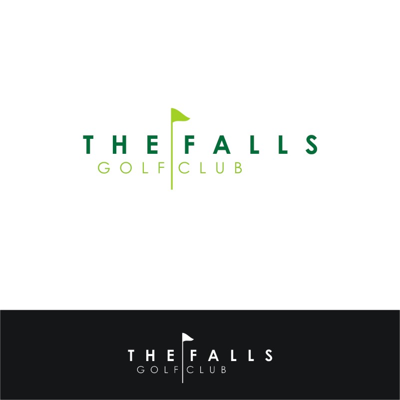 Logo Design by Private User - Entry No. 138 in the Logo Design Contest The Falls Golf Club Logo Design.