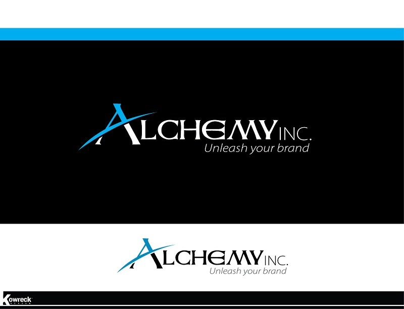 Logo Design by kowreck - Entry No. 36 in the Logo Design Contest Logo Design for Alchemy Inc (Creative/Edgy/Sophisticated).