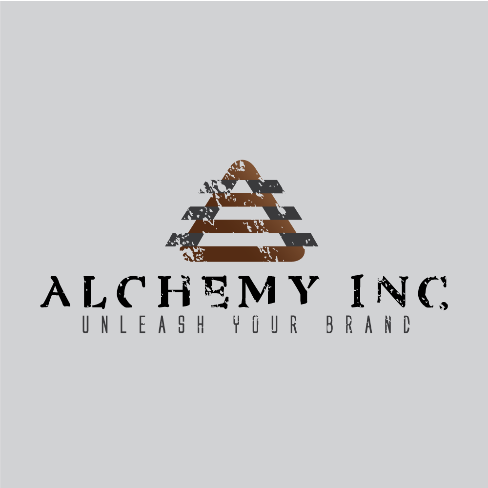 Logo Design by rockin - Entry No. 37 in the Logo Design Contest Logo Design for Alchemy Inc (Creative/Edgy/Sophisticated).