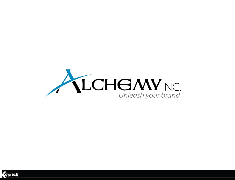 Logo Design by kowreck - Entry No. 38 in the Logo Design Contest Logo Design for Alchemy Inc (Creative/Edgy/Sophisticated).