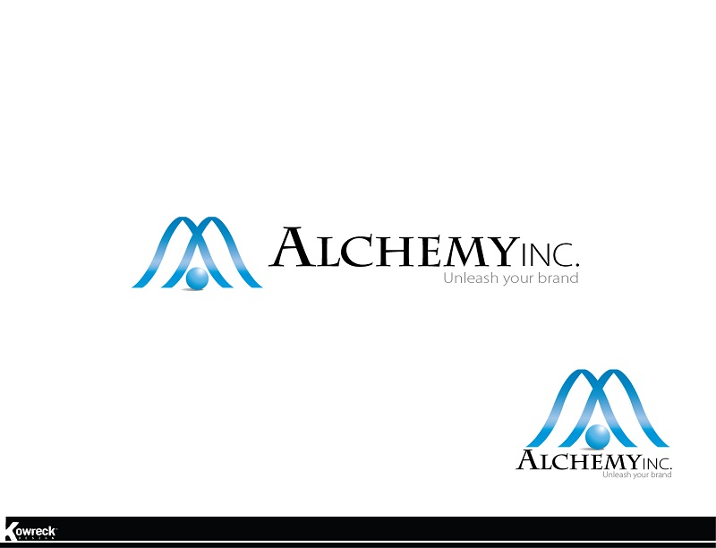 Logo Design by kowreck - Entry No. 41 in the Logo Design Contest Logo Design for Alchemy Inc (Creative/Edgy/Sophisticated).