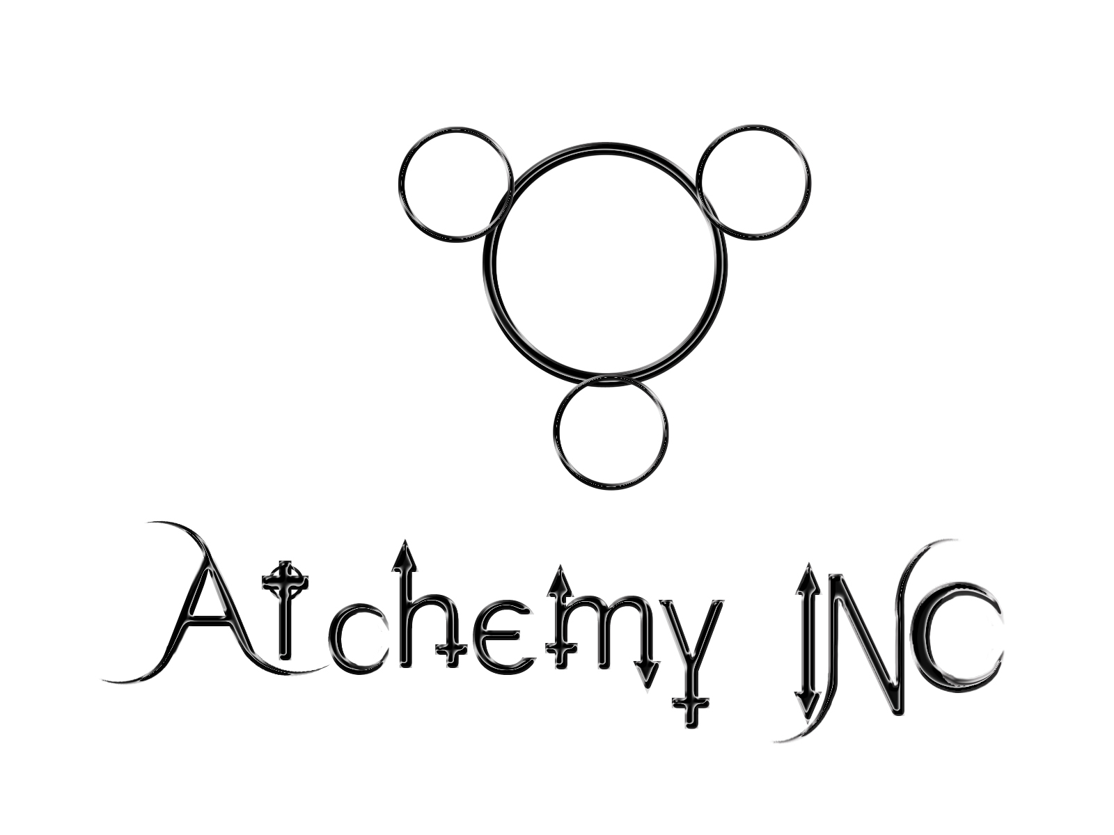 Logo Design by Mythos Designs - Entry No. 42 in the Logo Design Contest Logo Design for Alchemy Inc (Creative/Edgy/Sophisticated).