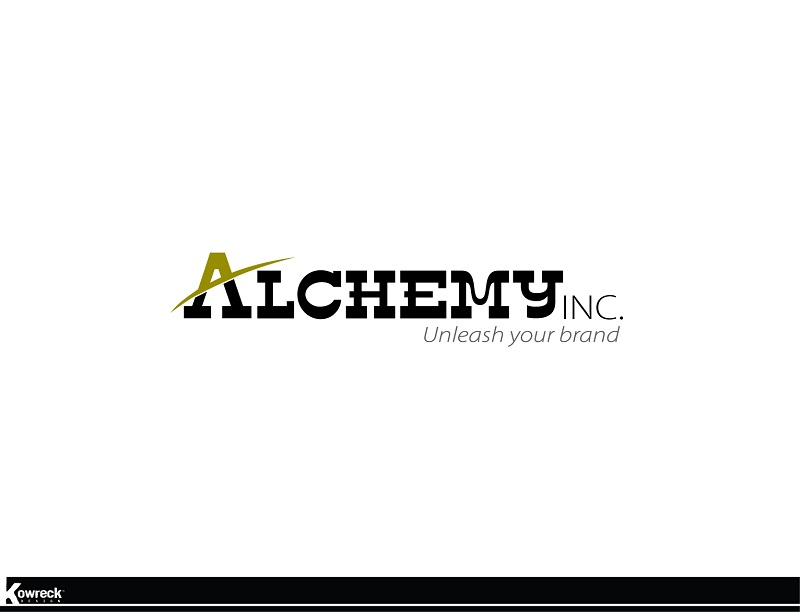 Logo Design by kowreck - Entry No. 43 in the Logo Design Contest Logo Design for Alchemy Inc (Creative/Edgy/Sophisticated).