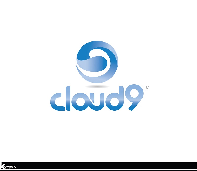 Logo Design by kowreck - Entry No. 101 in the Logo Design Contest Unique Logo Design Wanted for Cloud 9 Inc.