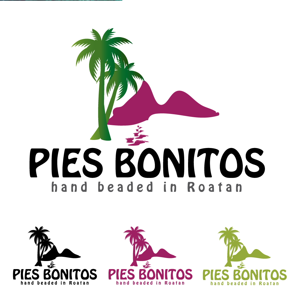 Logo Design by rockin - Entry No. 13 in the Logo Design Contest Unique Logo Design Wanted for Pies Bonitos.