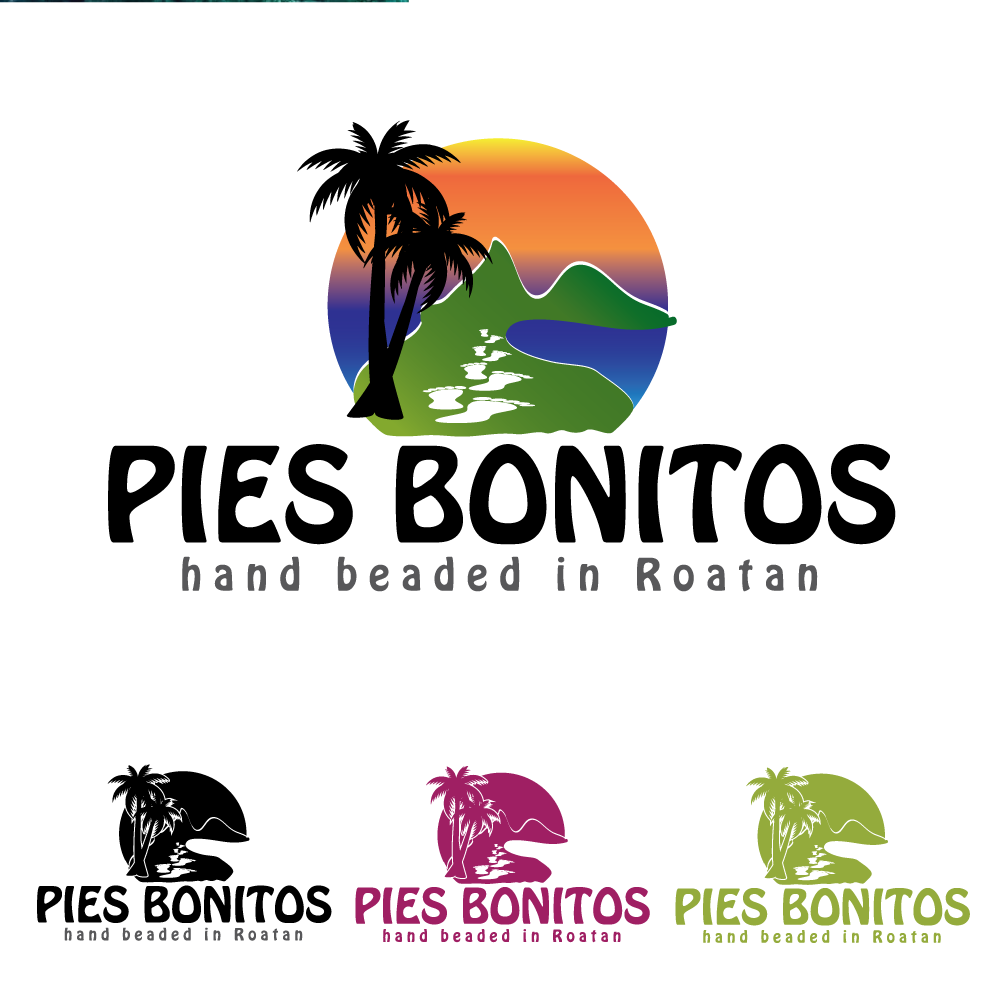 Logo Design by rockin - Entry No. 16 in the Logo Design Contest Unique Logo Design Wanted for Pies Bonitos.
