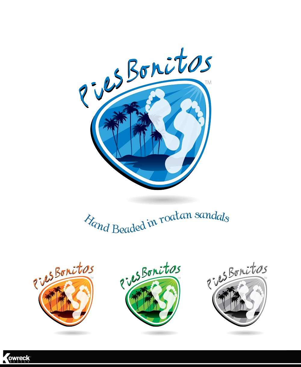 Logo Design by kowreck - Entry No. 22 in the Logo Design Contest Unique Logo Design Wanted for Pies Bonitos.