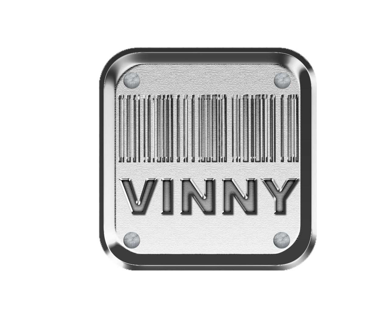 Logo Design by Mythos Designs - Entry No. 123 in the Logo Design Contest Unique Logo Design Wanted for Vinny.