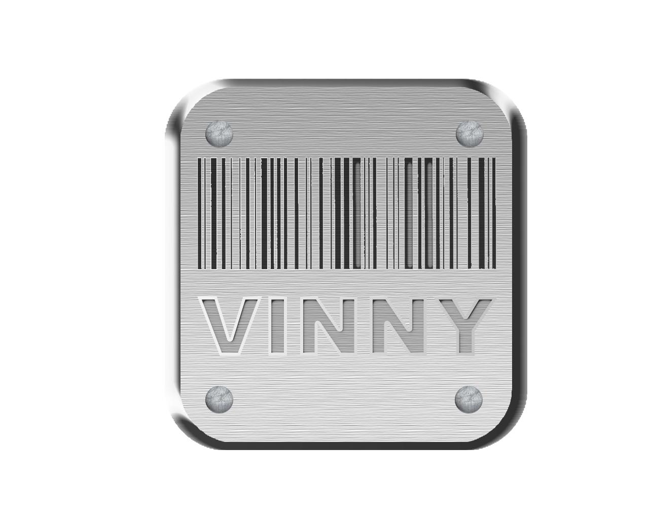 Logo Design by Mythos Designs - Entry No. 125 in the Logo Design Contest Unique Logo Design Wanted for Vinny.
