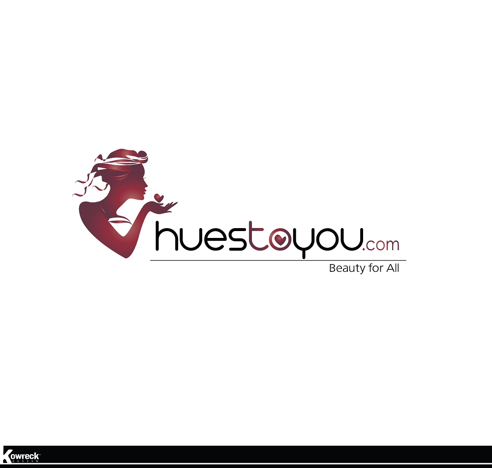Logo Design by kowreck - Entry No. 55 in the Logo Design Contest Hues To You Logo Design.