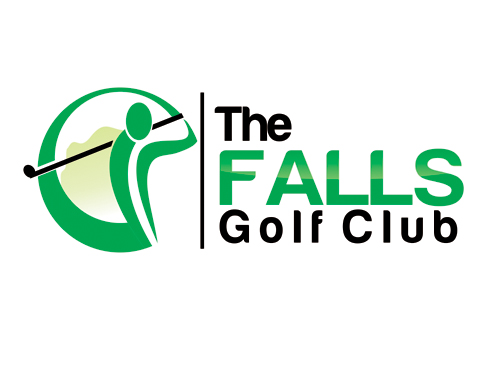Logo Design by Private User - Entry No. 150 in the Logo Design Contest The Falls Golf Club Logo Design.
