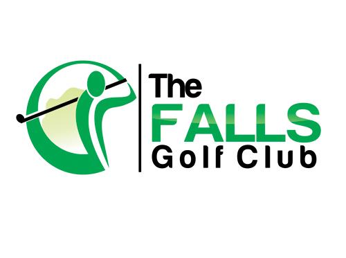 Logo Design by Private User - Entry No. 150 in the Logo Design Contest The Falls Golf Club Logo Design.