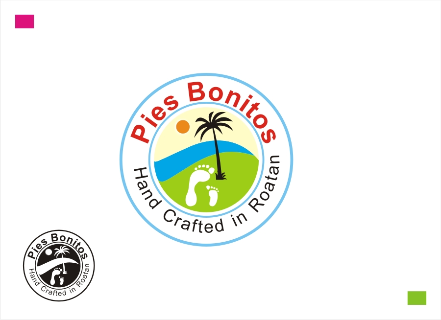 Logo Design by Private User - Entry No. 30 in the Logo Design Contest Unique Logo Design Wanted for Pies Bonitos.