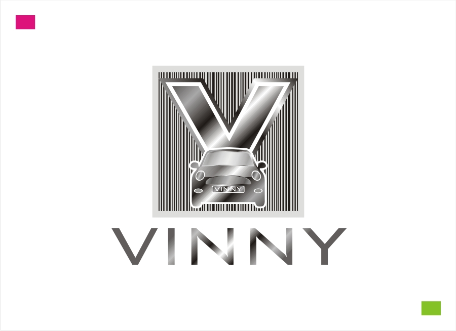 Logo Design by Private User - Entry No. 144 in the Logo Design Contest Unique Logo Design Wanted for Vinny.