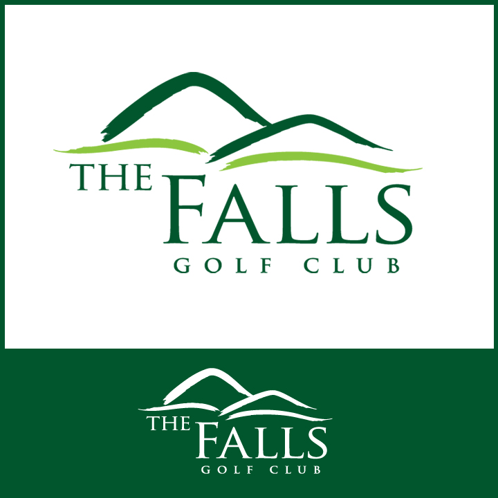 Logo Design by Number-Eight-Design - Entry No. 151 in the Logo Design Contest The Falls Golf Club Logo Design.