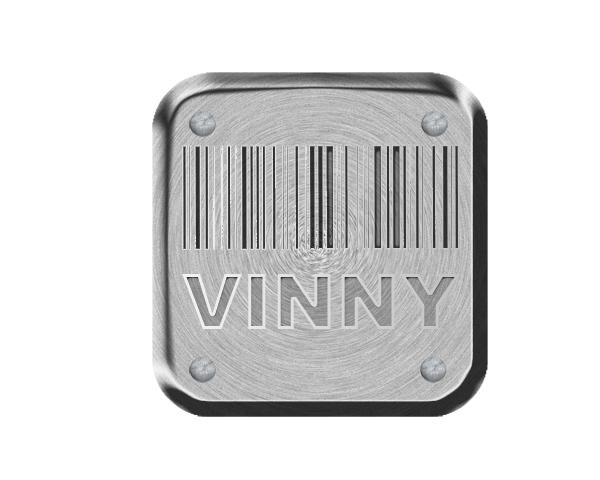 Logo Design by Mythos Designs - Entry No. 145 in the Logo Design Contest Unique Logo Design Wanted for Vinny.