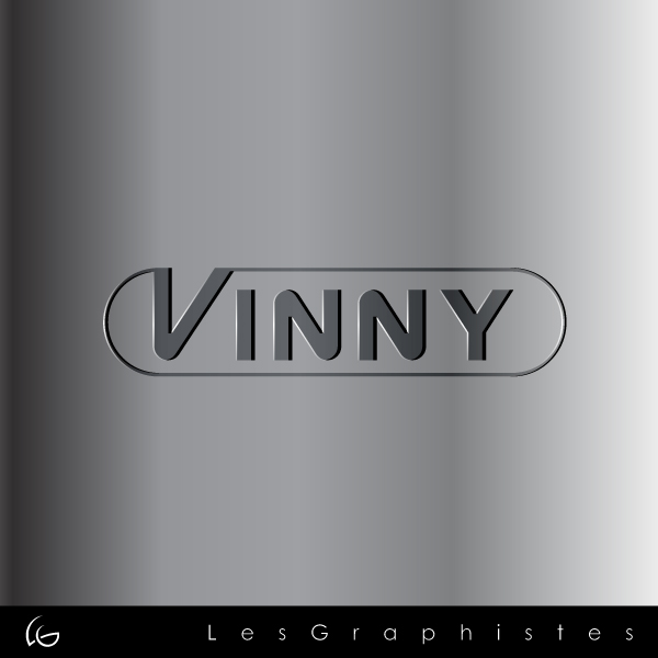 Logo Design by Les-Graphistes - Entry No. 151 in the Logo Design Contest Unique Logo Design Wanted for Vinny.