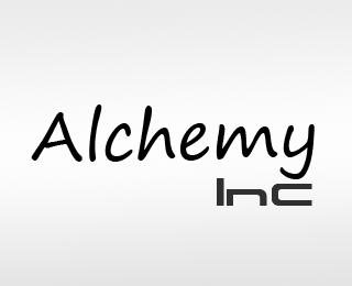 Logo Design by Minas Gadalla - Entry No. 53 in the Logo Design Contest Logo Design for Alchemy Inc (Creative/Edgy/Sophisticated).