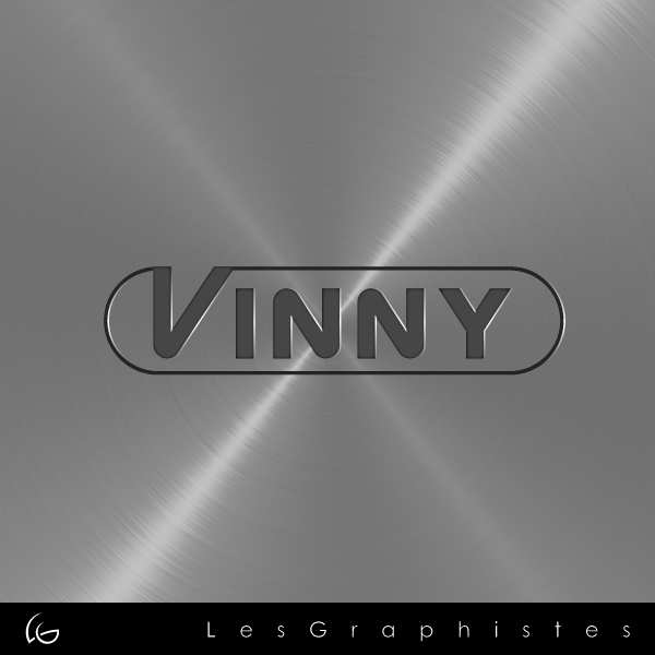 Logo Design by Les-Graphistes - Entry No. 156 in the Logo Design Contest Unique Logo Design Wanted for Vinny.