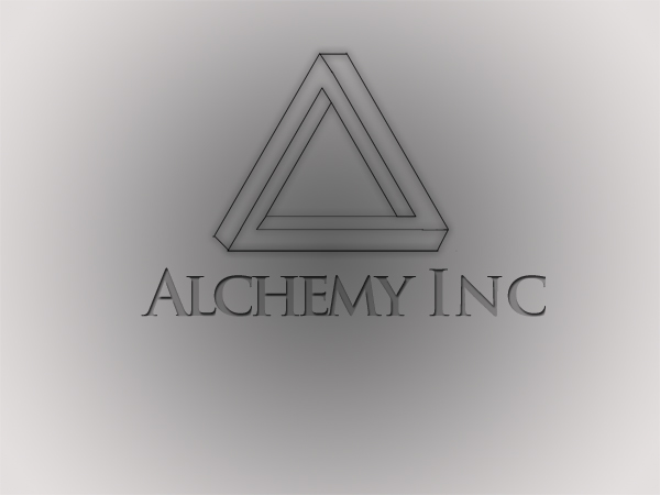 Logo Design by Mythos Designs - Entry No. 55 in the Logo Design Contest Logo Design for Alchemy Inc (Creative/Edgy/Sophisticated).