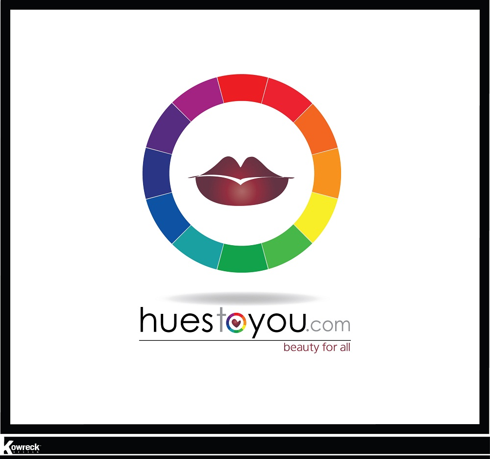 Logo Design by kowreck - Entry No. 67 in the Logo Design Contest Hues To You Logo Design.