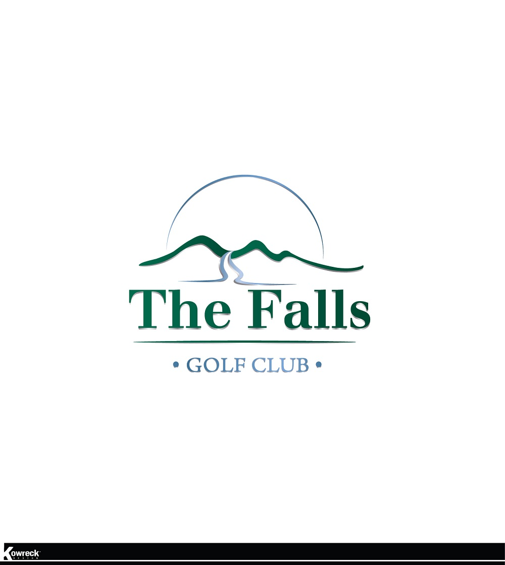 Logo Design by kowreck - Entry No. 157 in the Logo Design Contest The Falls Golf Club Logo Design.
