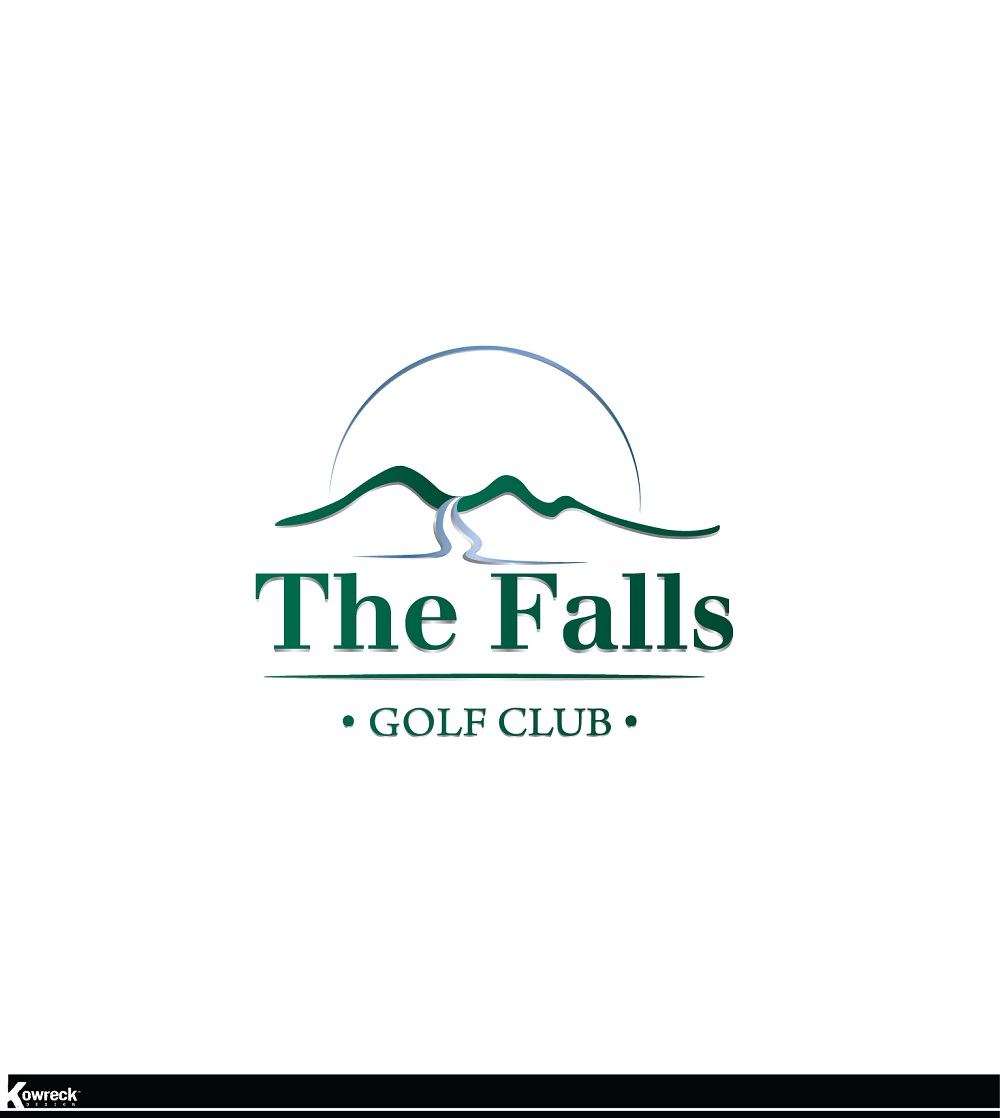 Logo Design by kowreck - Entry No. 158 in the Logo Design Contest The Falls Golf Club Logo Design.