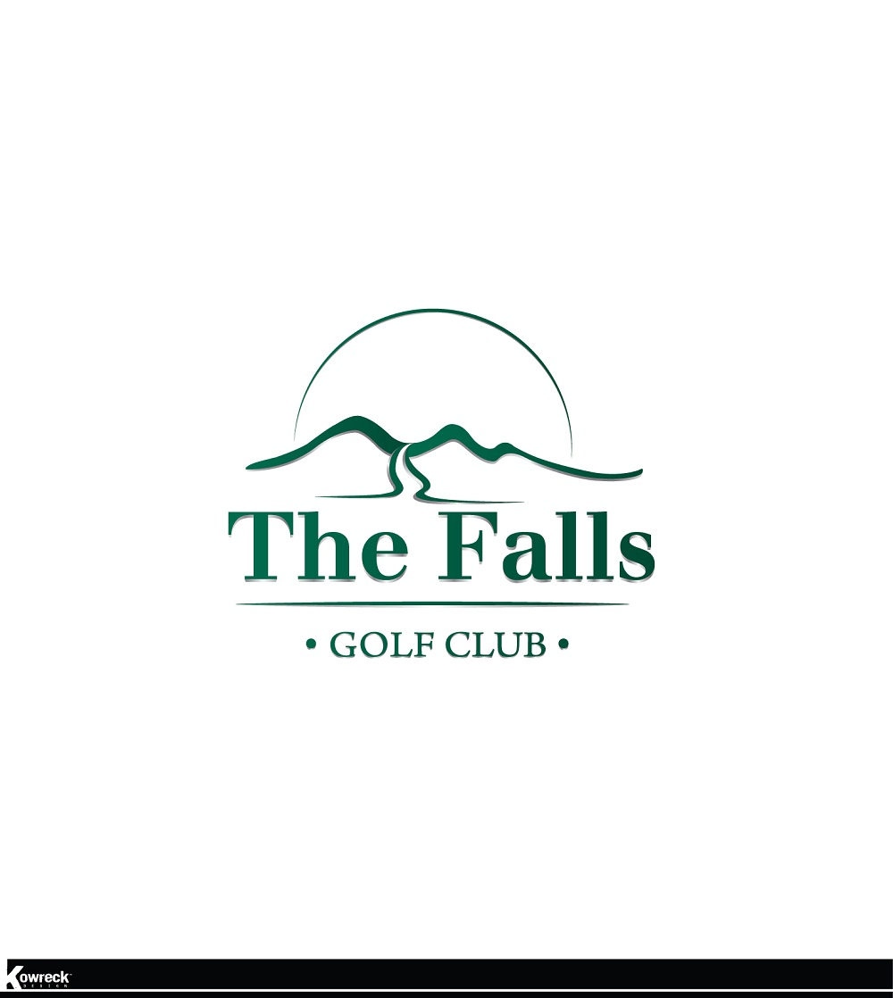 Logo Design by kowreck - Entry No. 159 in the Logo Design Contest The Falls Golf Club Logo Design.