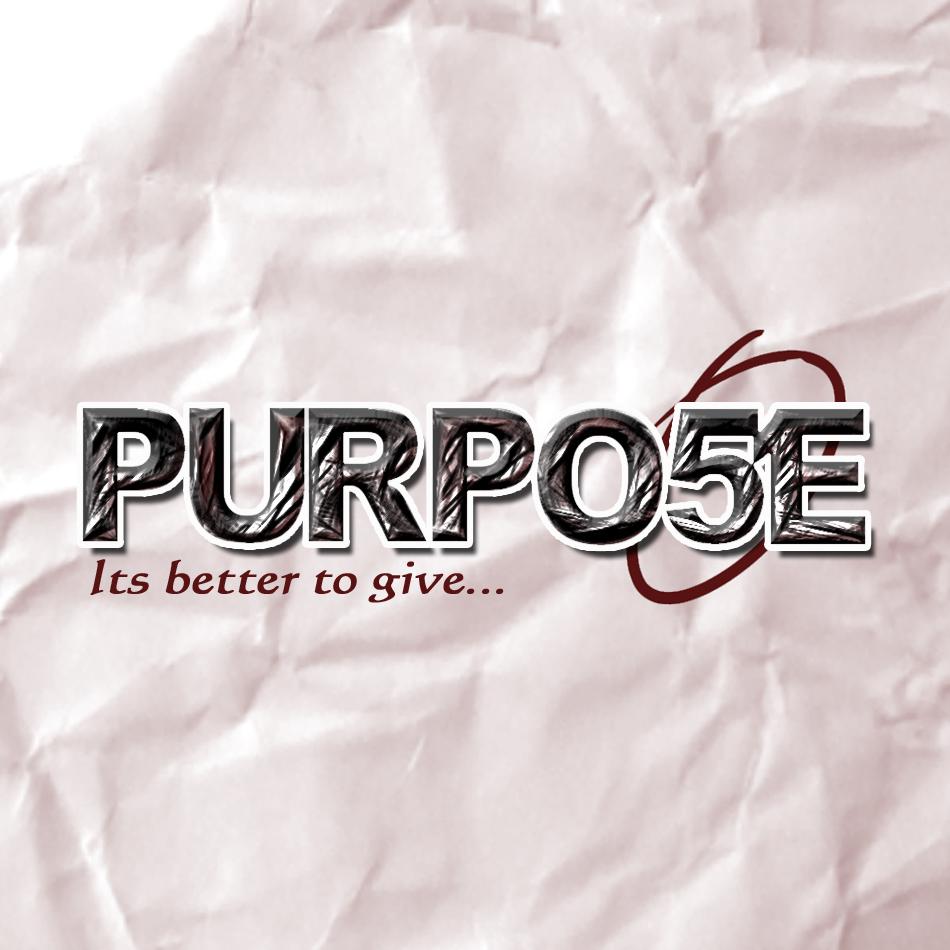 Logo Design by lapakera - Entry No. 69 in the Logo Design Contest Purpose, Inc..