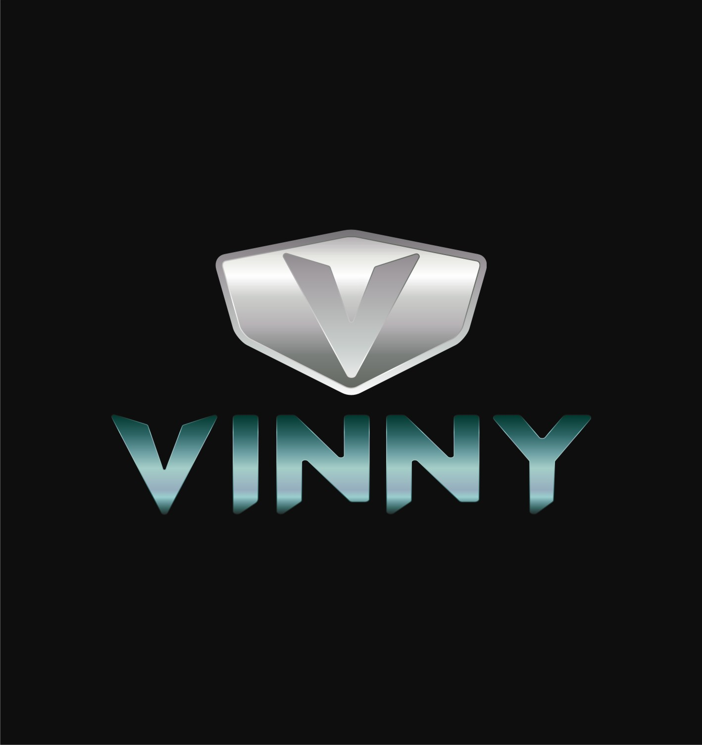 Logo Design by Private User - Entry No. 183 in the Logo Design Contest Unique Logo Design Wanted for Vinny.