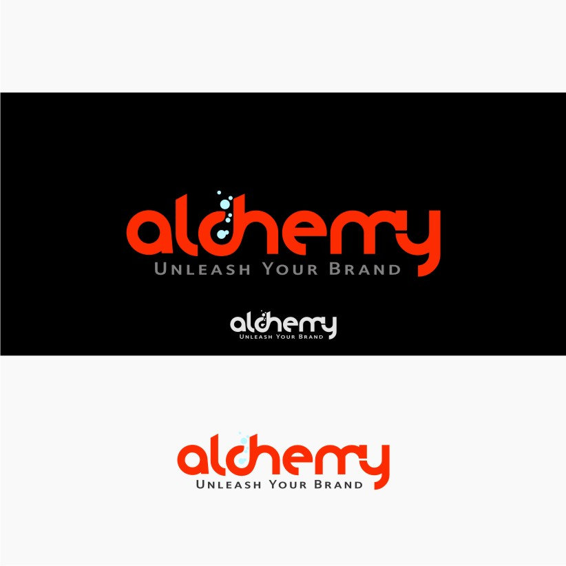 Logo Design by Muhammad Nasrul chasib - Entry No. 68 in the Logo Design Contest Logo Design for Alchemy Inc (Creative/Edgy/Sophisticated).