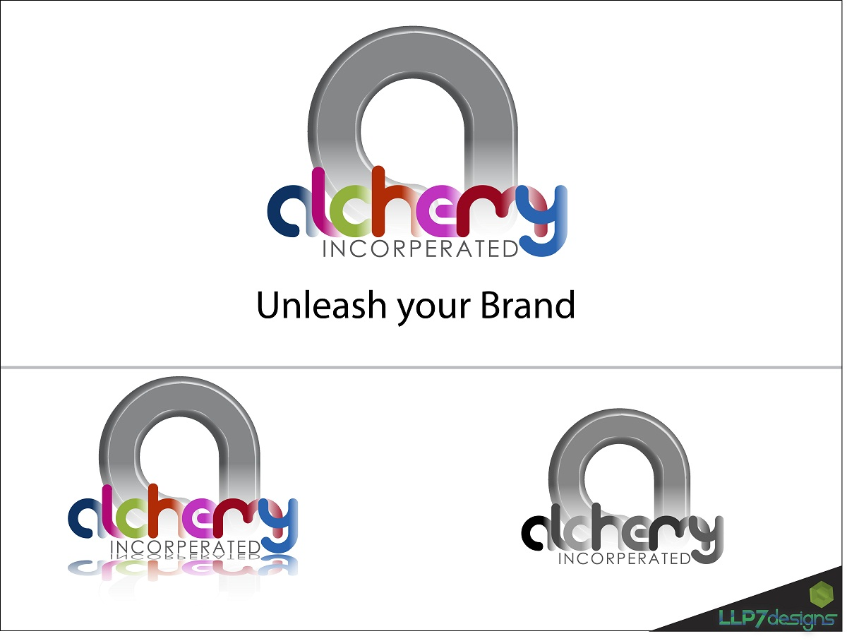 Logo Design by LLP7 - Entry No. 73 in the Logo Design Contest Logo Design for Alchemy Inc (Creative/Edgy/Sophisticated).