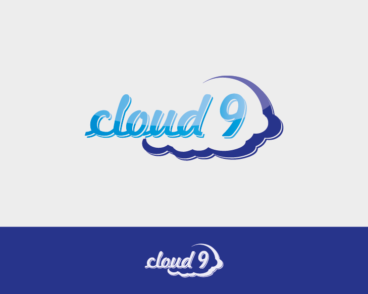 Logo Design by Private User - Entry No. 135 in the Logo Design Contest Unique Logo Design Wanted for Cloud 9 Inc.
