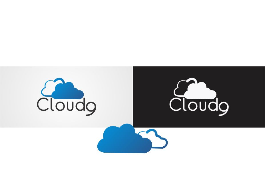 Logo Design by Muhammad Aslam - Entry No. 137 in the Logo Design Contest Unique Logo Design Wanted for Cloud 9 Inc.