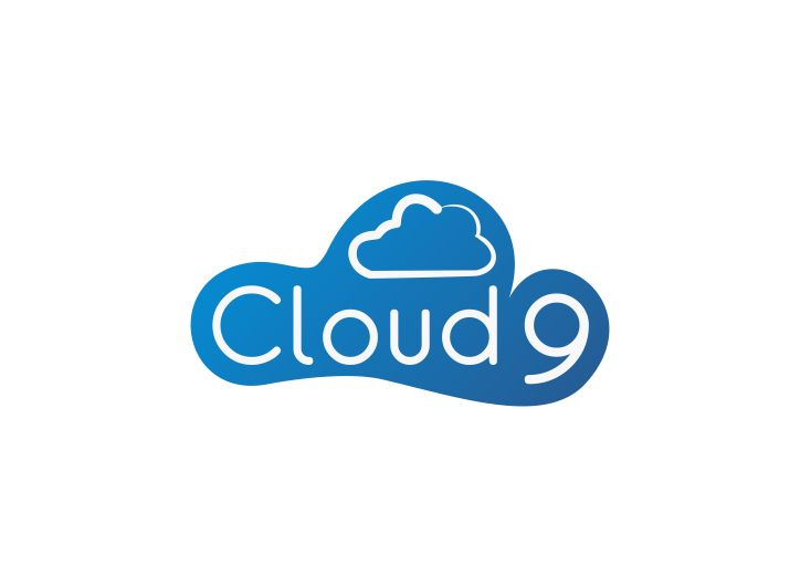 Logo Design by Muhammad Aslam - Entry No. 139 in the Logo Design Contest Unique Logo Design Wanted for Cloud 9 Inc.