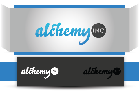 Logo Design by Private User - Entry No. 74 in the Logo Design Contest Logo Design for Alchemy Inc (Creative/Edgy/Sophisticated).