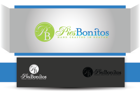 Logo Design by Private User - Entry No. 41 in the Logo Design Contest Unique Logo Design Wanted for Pies Bonitos.