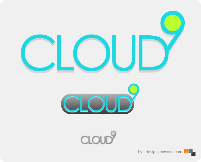 Logo Design by Private User - Entry No. 141 in the Logo Design Contest Unique Logo Design Wanted for Cloud 9 Inc.