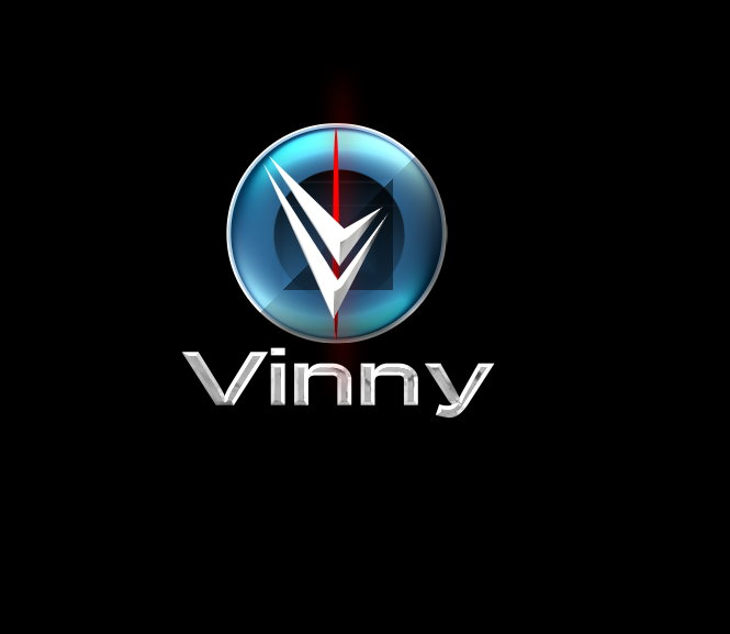Logo Design by Clifton Gage - Entry No. 187 in the Logo Design Contest Unique Logo Design Wanted for Vinny.
