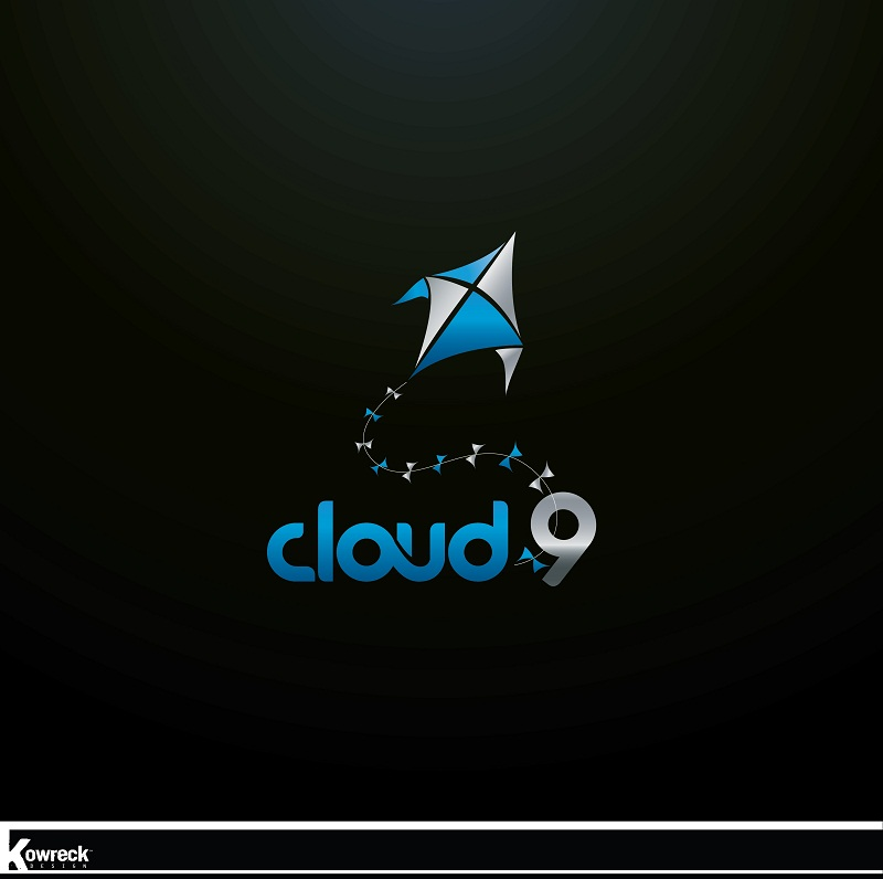 Logo Design by kowreck - Entry No. 148 in the Logo Design Contest Unique Logo Design Wanted for Cloud 9 Inc.