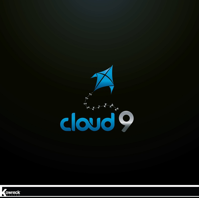 Logo Design by kowreck - Entry No. 149 in the Logo Design Contest Unique Logo Design Wanted for Cloud 9 Inc.