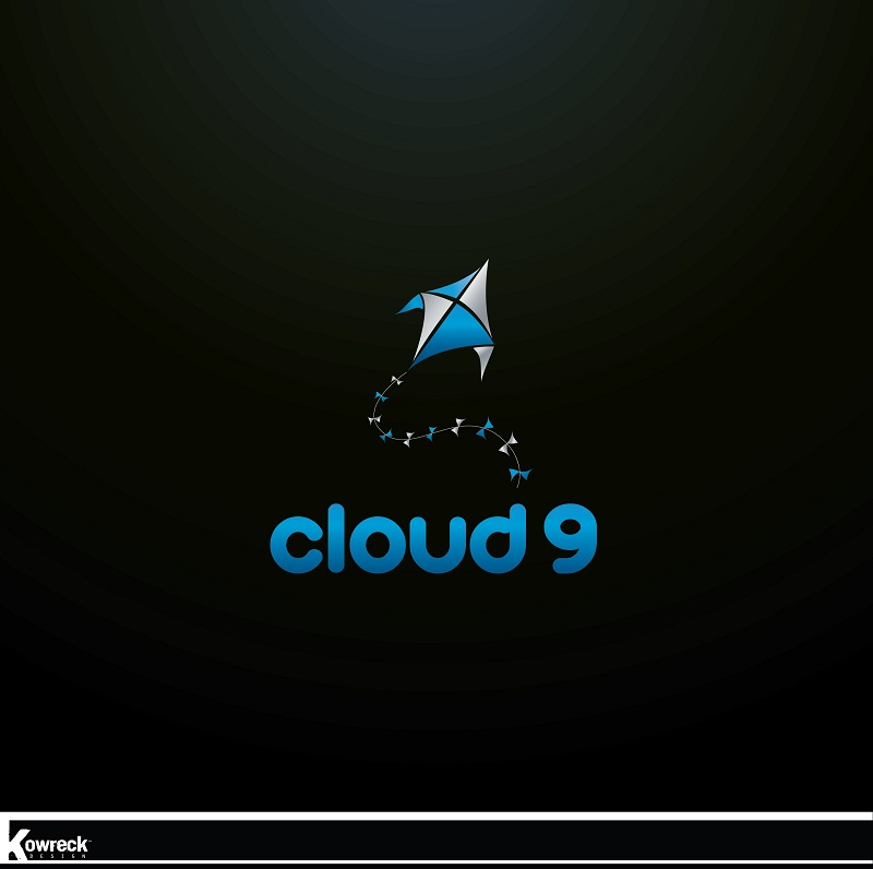 Logo Design by kowreck - Entry No. 150 in the Logo Design Contest Unique Logo Design Wanted for Cloud 9 Inc.