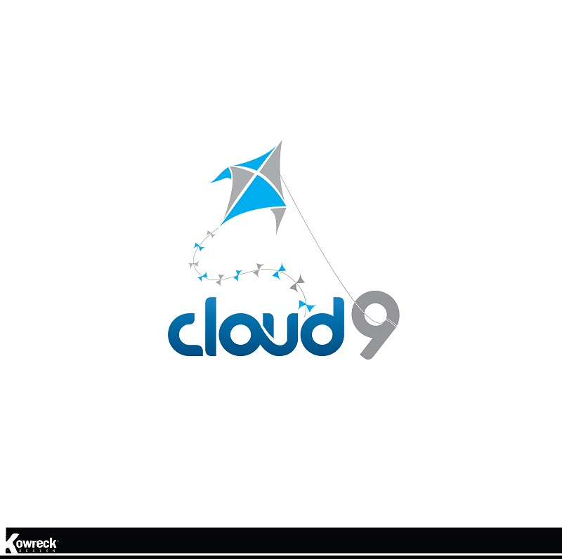 Logo Design by kowreck - Entry No. 151 in the Logo Design Contest Unique Logo Design Wanted for Cloud 9 Inc.