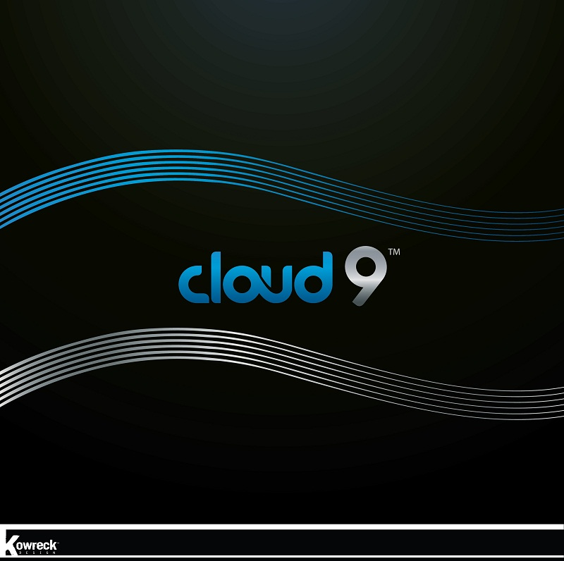 Logo Design by kowreck - Entry No. 152 in the Logo Design Contest Unique Logo Design Wanted for Cloud 9 Inc.