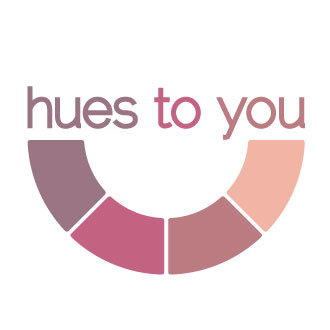 Logo Design by Dustin Neill - Entry No. 93 in the Logo Design Contest Hues To You Logo Design.