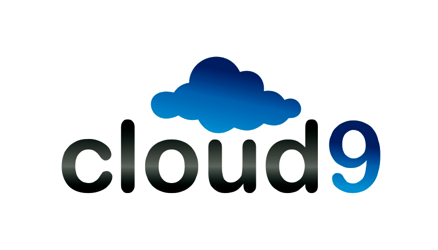 Logo Design by Muhammad Aslam - Entry No. 156 in the Logo Design Contest Unique Logo Design Wanted for Cloud 9 Inc.