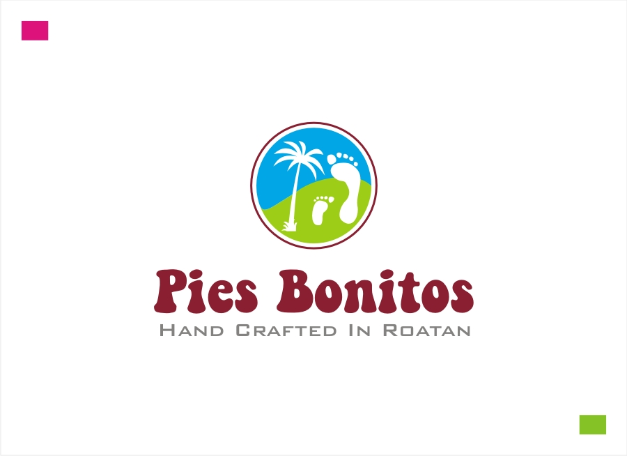 Logo Design by Private User - Entry No. 42 in the Logo Design Contest Unique Logo Design Wanted for Pies Bonitos.