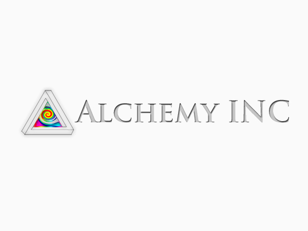 Logo Design by Mythos Designs - Entry No. 88 in the Logo Design Contest Logo Design for Alchemy Inc (Creative/Edgy/Sophisticated).